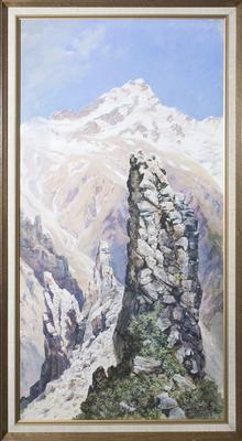 Peak and Pinnacle (from the heights of Sebastopol)