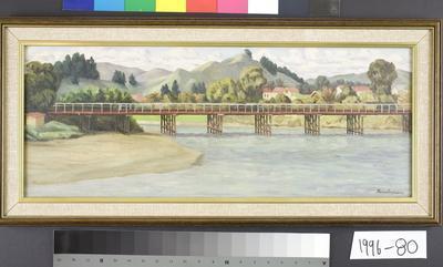 Old William Petty (sic) Bridge 70