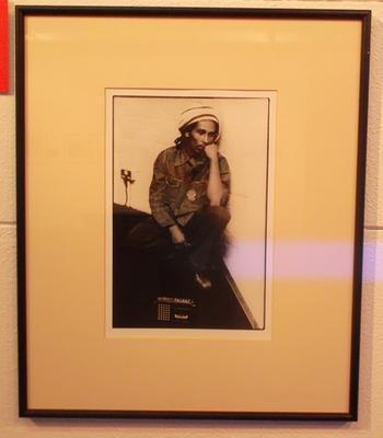 #83 The Stairwell Portrait 1