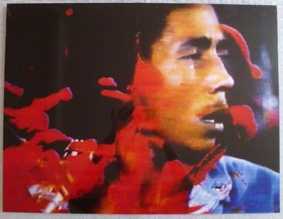 #75 Bob Marley TV2