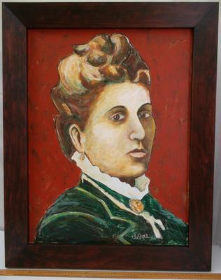 Portrait of Keita Wyllie