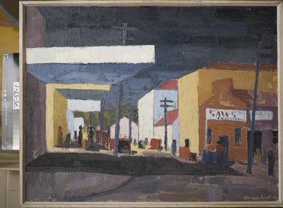 Street Scene No. 2 (1967)