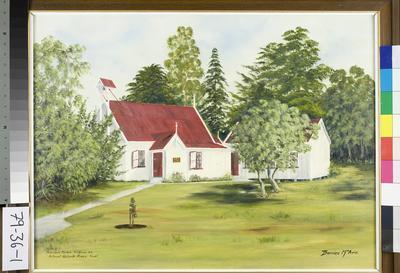 Matawhero Church, Gisborne, N.Z.