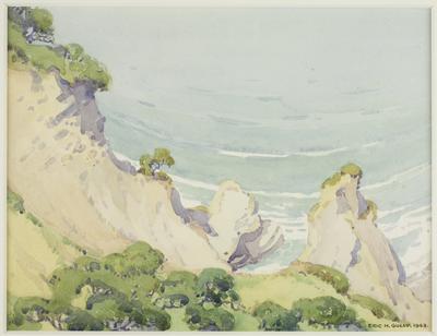Above Sponge Bay