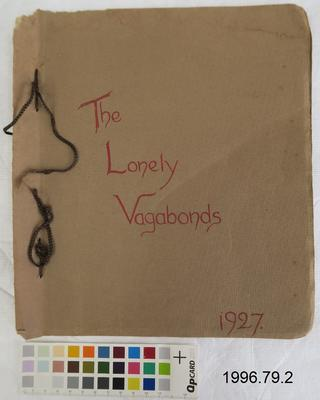 The Lonely Vagabonds 1927