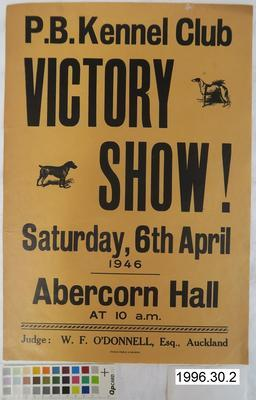 Victory Show!