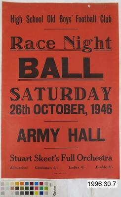 Race Night Ball