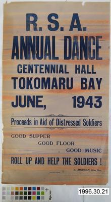 R.S.A. Annual Dance