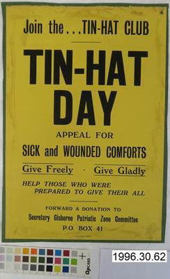 Tin-Hat Day