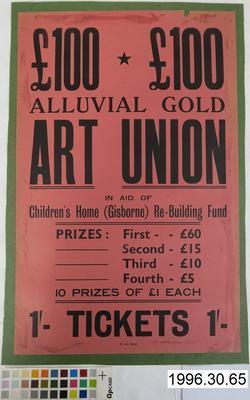 Alluvial Gold Art Union