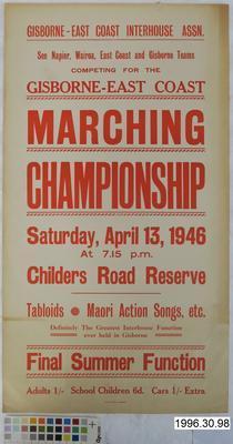 Marching Championship