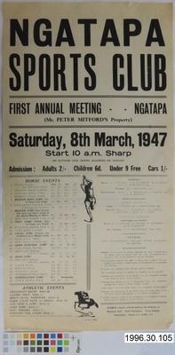 Ngatapa Sports Club