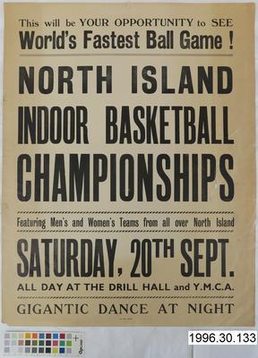 North Island Indoor Basketball Championships