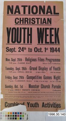 National Christian Youth Week