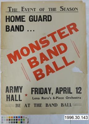 Monster Band Ball