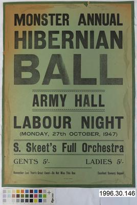 Monster Annual Hibernian Ball