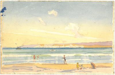 Te Kurī-a-Pāoa and Waikanae Beach