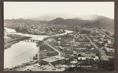 View from Titirangi