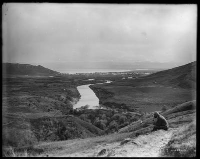 Gisborne from Gaddums Hill