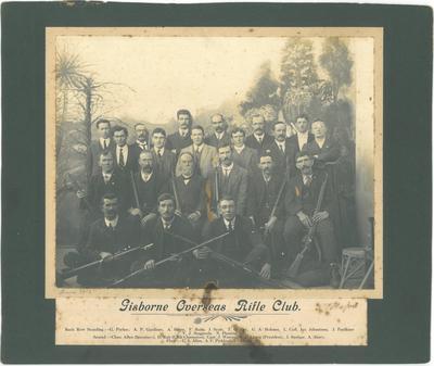 Gisborne Overseas Rifle Club