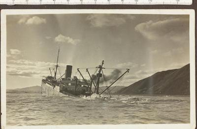 Star of Canada wreck