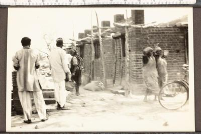 Orphan home under construction