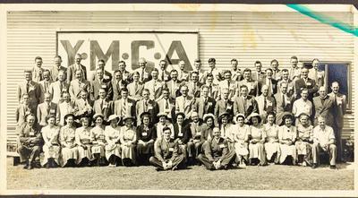 Jaycee regional convention members