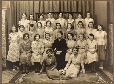 Methodist Girls Club Gisborne