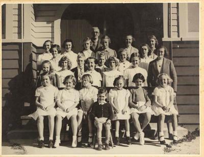 Knox Church Junior Choir, Mangapapa