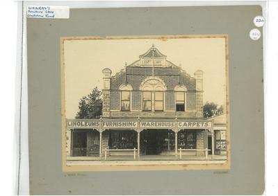 James Whinray's Furniture Store