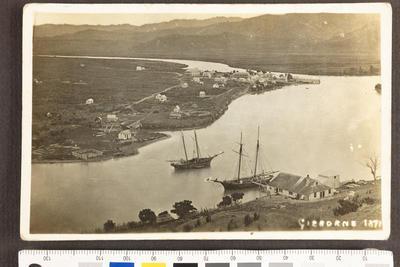 Gisborne 1871