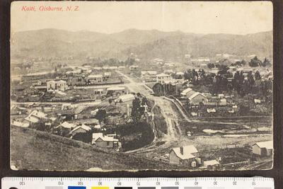 Kaiti, Gisborne, N.Z.