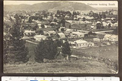 Gisborne looking South