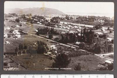 Whataupoko, Gisborne