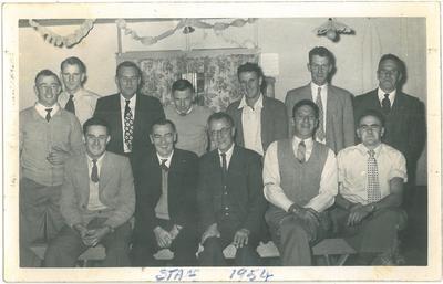 Photograph; 1954; 31281