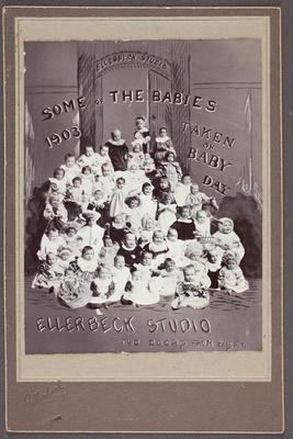 Baby Day; 1903; 31311