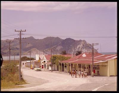 Main Street Tokomaru Bay