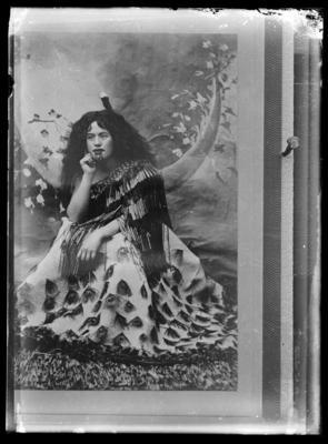 Studio portrait of a woman (copy)