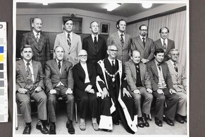 Sir H H Barker and Council