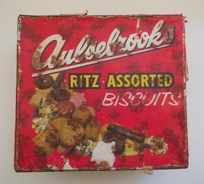 Aulsebrooks Ritz Assorted Biscuits