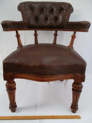 Councillor's chair