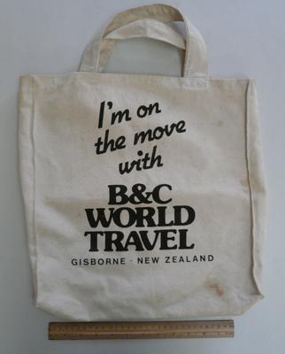 Ball & Crawshaw bag; 14714
