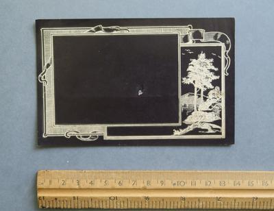 Photography mat