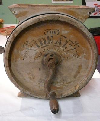 The Ideal butter churn