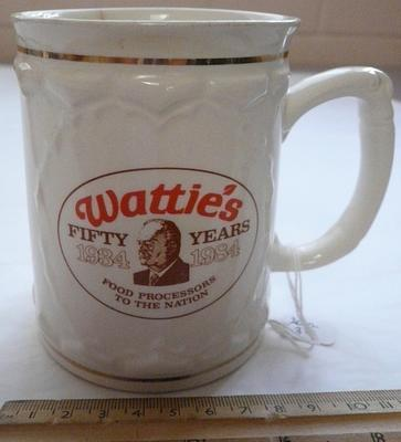 Wattie's mug