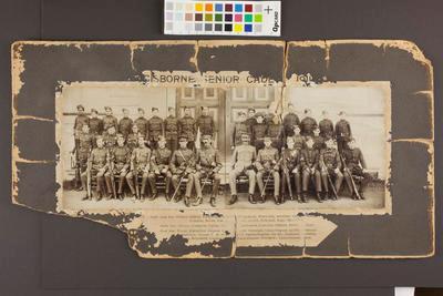 Gisborne Senior Cadets 1911