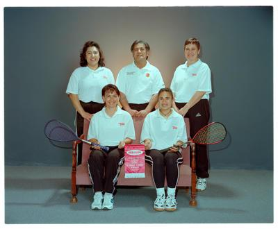 Gisborne Squash Club 1998