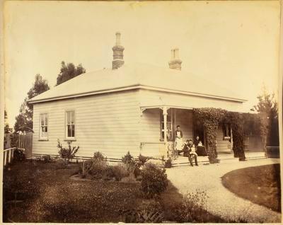 Davies house, Palmerston Road