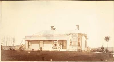 C P Davies house, Rawiri Street