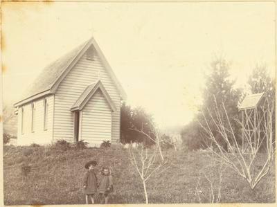 Mangakuri church